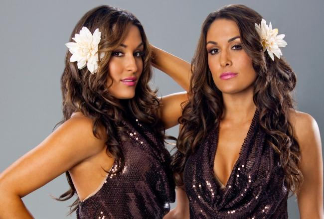 The Bella Twins – Divas You Love to Hate!
