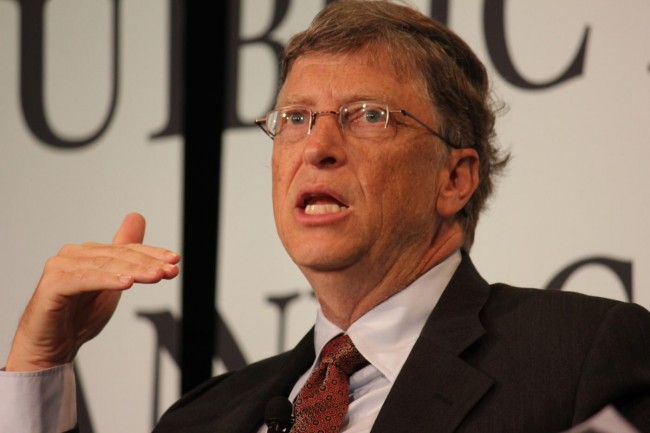 bill gates, project loon, google, mocks, slams