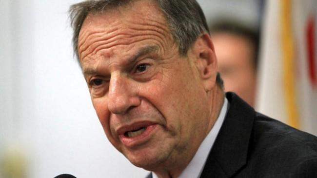 former mayor Bob Filner