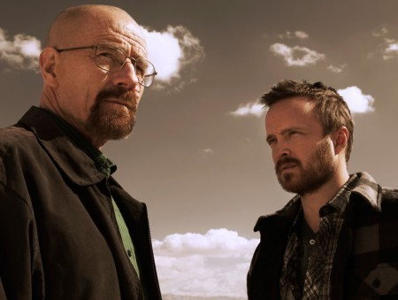 Walter White and Breaking Bad Late to the Party