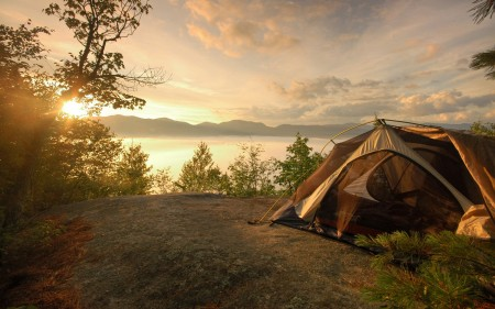 How Camping Can Improve Your LIfe