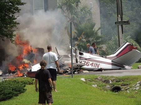 Conway plane crash 8-3-13