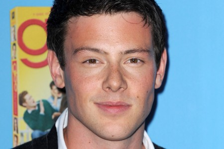 Cory Monteith Memorial Card and Kevin Zegers Remembers