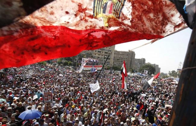 Egypt Violence Continues over President Morsi