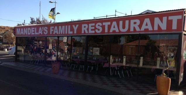 Mandela Family Restaurant