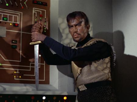 Michael Ansara Star Trek Klingon Kang Dies