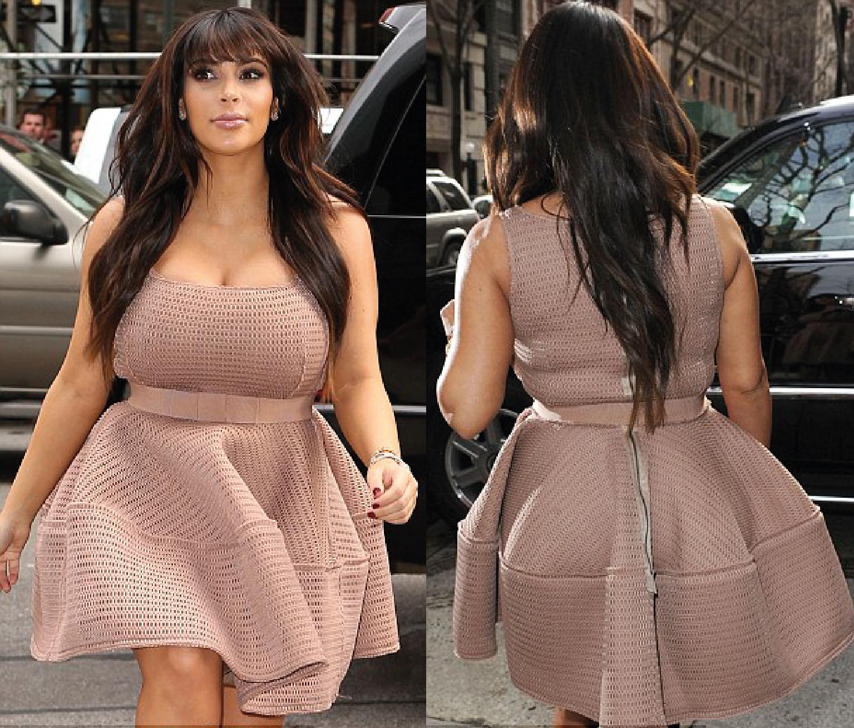 Kim Kardashian Verimlili Uluda