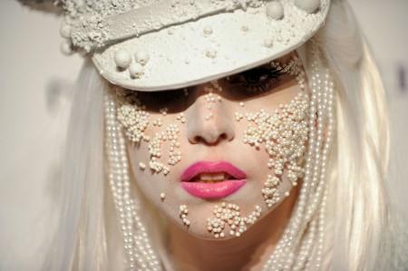 Lady Gaga Naked in Creepy Kickstarter Video