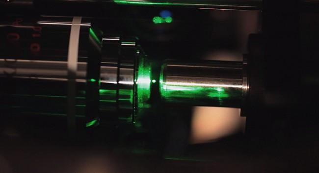 Levitating Nanodiamond Research