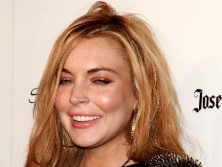 Lindsay Lohan This Leopard Has Same Spots