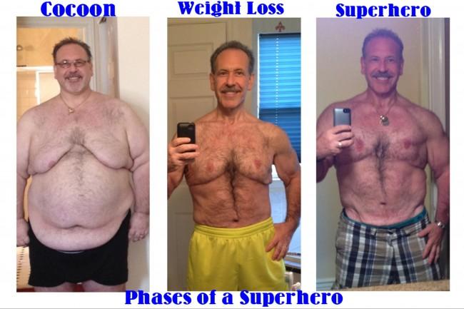 Mike Epstein - Phases of a Superhero