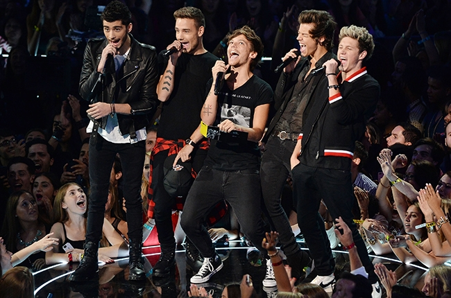 One Direction at VMA Awards