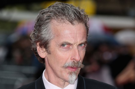 New Dr Who is Peter Capaldi