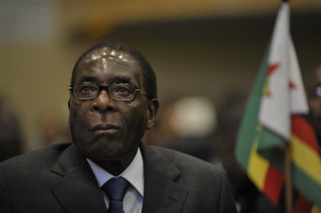 Robert Mugabe Has Been Accused of Rigged Elections Before