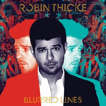 Robin Thicke (Blurred Lines Cover)