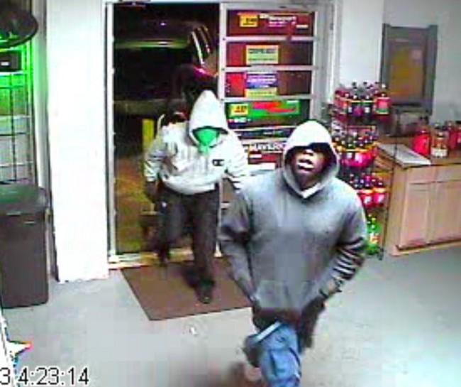 Atlanta: ATM theft on Big Brother Mini Supermarket