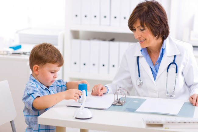 Speech Therapy Children Image