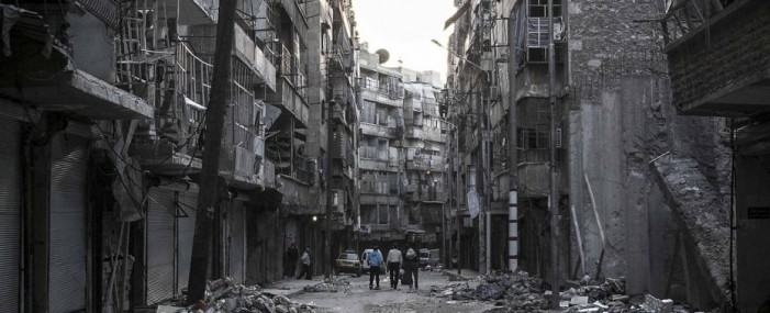 People in Damascus Flee to Countryside Anticipating US Attacks