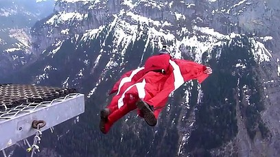 Tragedy Finds British Stuntman in Swiss Alps