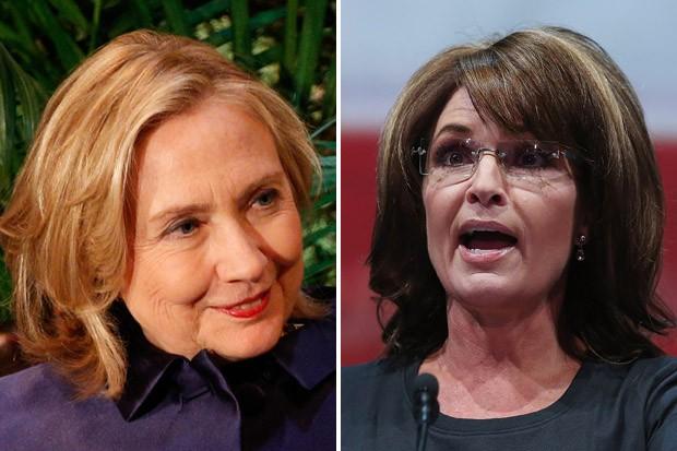 Slap Hillary or Slap Palin when We Enter