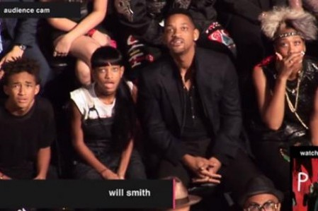 Will Smith's Family Horrified by Obscene Miley Cyrus at VMAs (Watch)