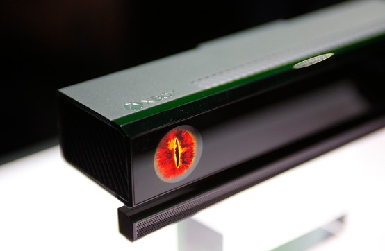 Xbox One Kinect Eye (Lord of the Rings)