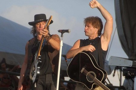 Richie Sambora and Bon Jovi in Amicable Divorce?