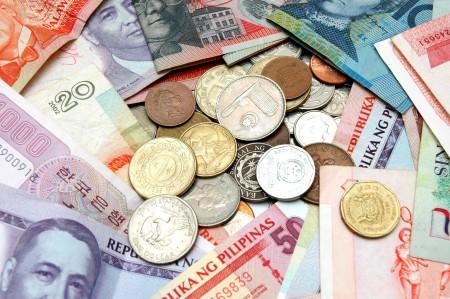 Money -Paying With Abundance