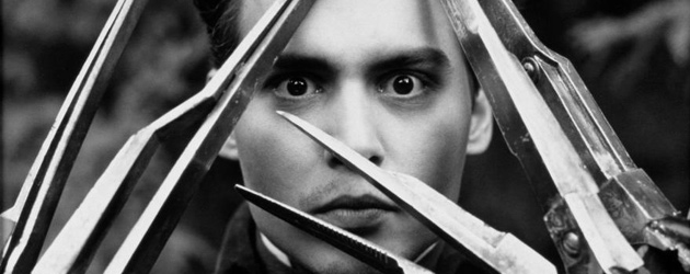 Johnny Depp's Edward Scissorhands Inspiration for Scientists