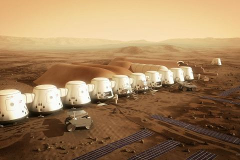Mars One Foundation to Colonize Red Planet