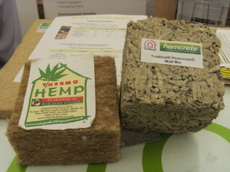 Hemcrete - a Natural Building Solution