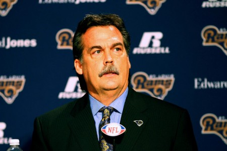 Jeff Fisher lashed back at the Bernie Kosar following the commentator's critique of his Rams.