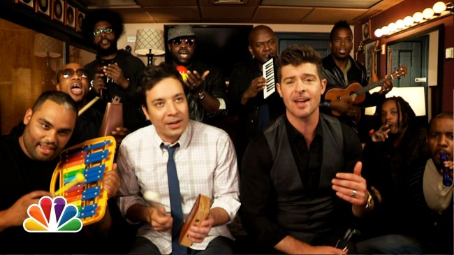 jimmy-fallon-robin-thicke-and-the-roots-perform-blurred-lines-on-classroom-instruments