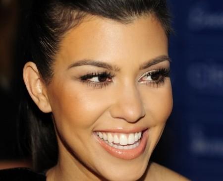 Kourtney Kardashian Maury Moment Marred by Male Model