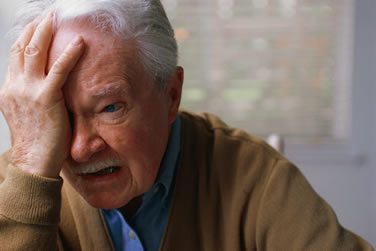 memory loss old people normal cure