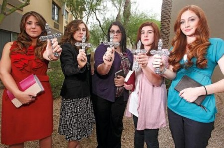 Sexually Transmitted Demons a Menace Say Teen Exorcists