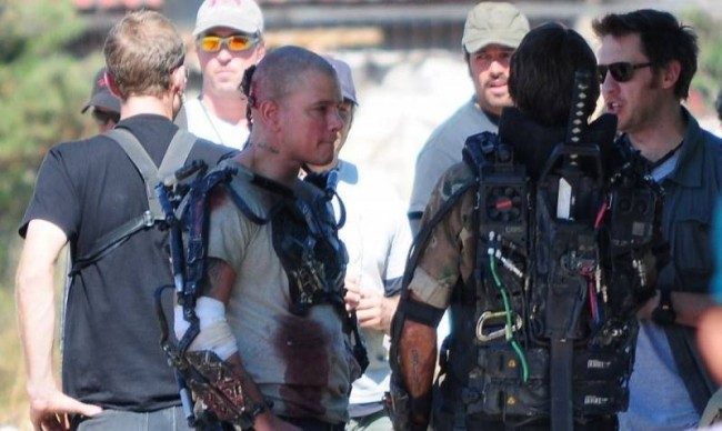 Elysium a Dirty, Cheap Film According to the Director