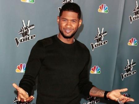 Usher Ex Wife Given Emergency Custody Hearing