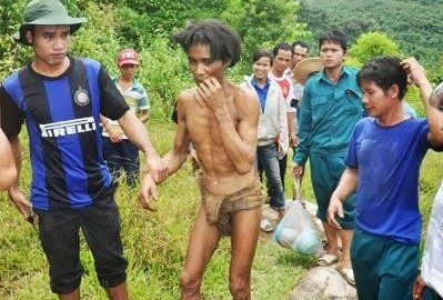 Missing Vietnamese Father and Son Found After Living in Trees for 40 Years