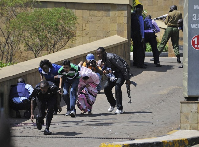 U.S. Victim of Kenya Mall Shooting Identified