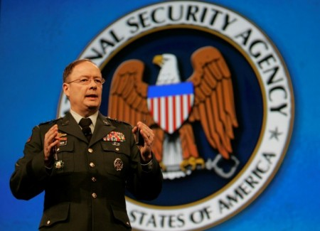 General Alexander is in favor of increasing citizen tracking tools
