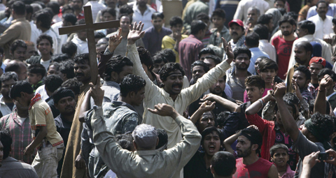 Christians Under Attack in Pakistan