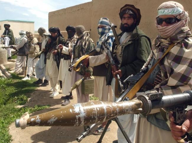 The Afghan Taliban