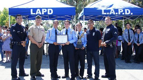 Los Angeles: LAPD Cadet Parent Academy