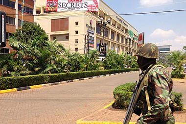 Kenya Mall: Terrorists Shoot Non-Muslims