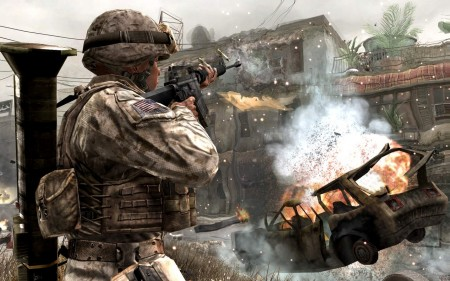 The Navy Yard Shooting Was Caused by Violent Video Games