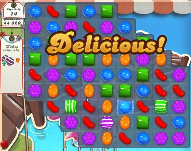 Candy Crush Saga Level