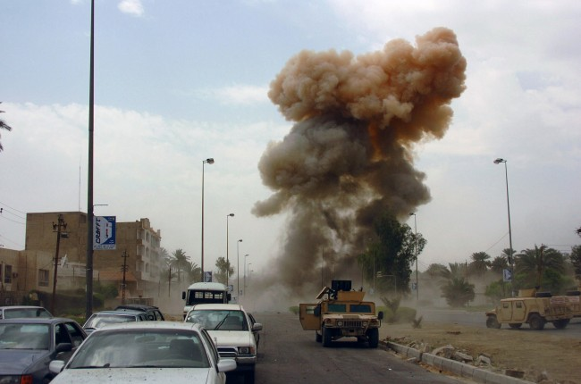 Car Bomb Iraq