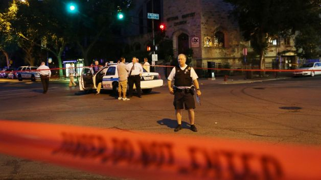 Chicago Shootings result in 11 people being shot