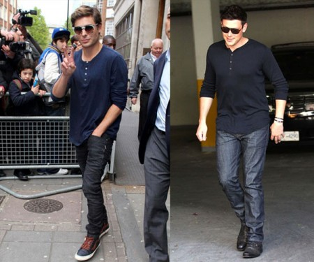 Zac Efron the Next Cory Monteith?